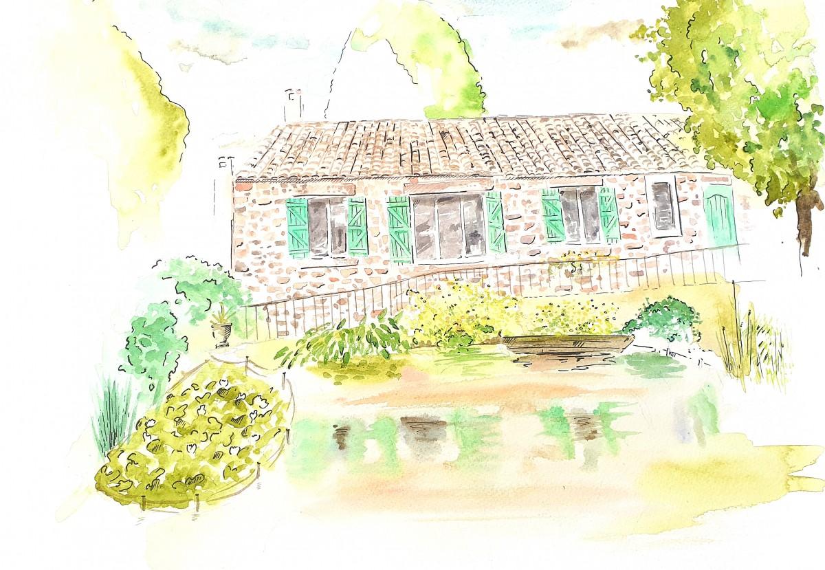 L'Etang du Moulin Haut